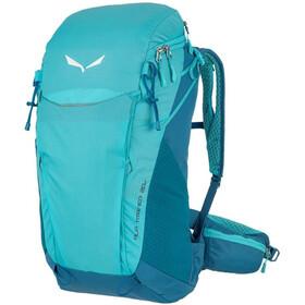 SALEWA Alp Trainer 20 Mochila Mujer, Turquesa/azul